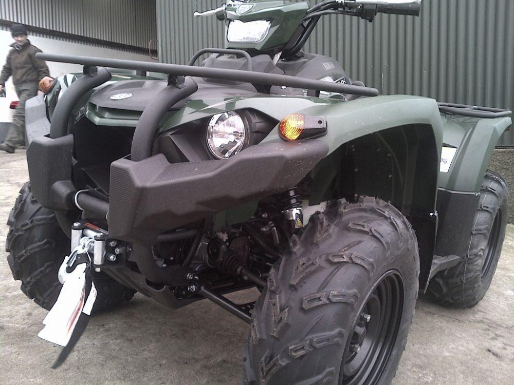Yamaha - Quads | McKay Brothers